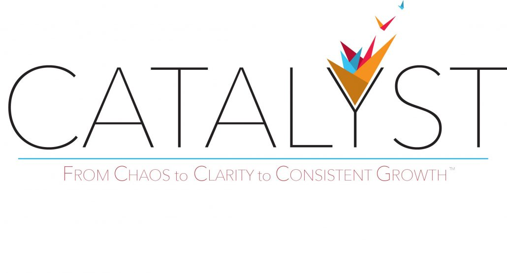 Catalyst 2019 Logo