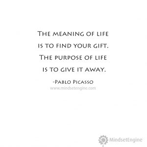 Giving to Find | Kevin Breeding